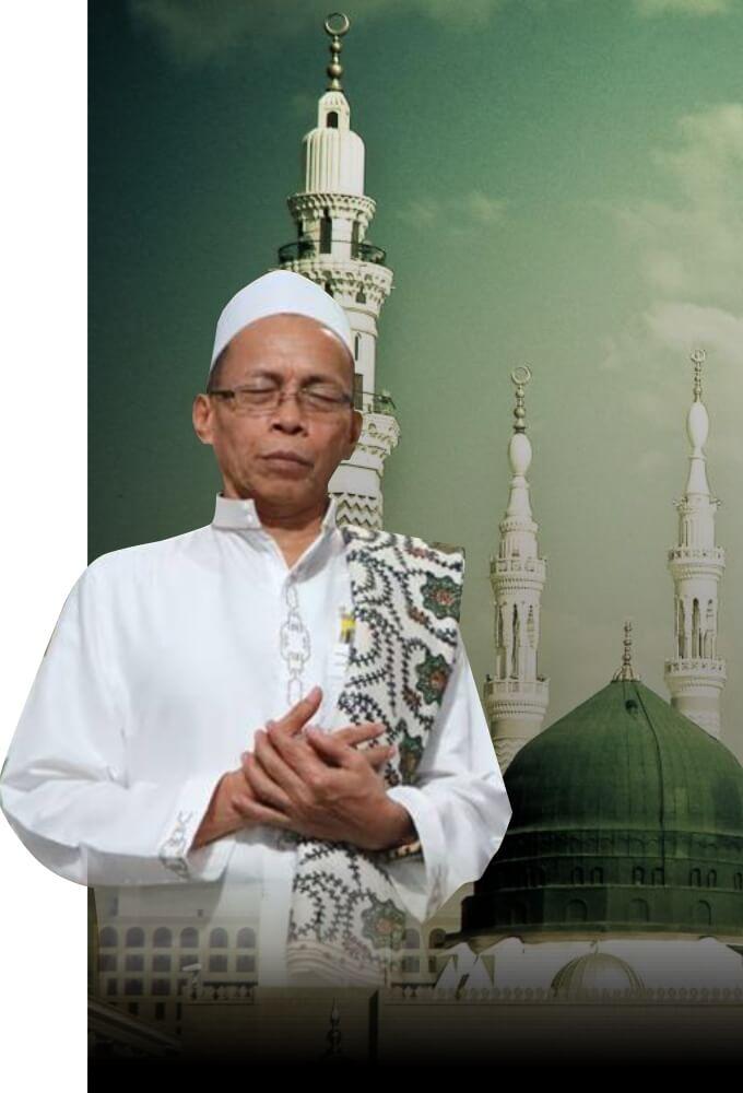 K.H. Aminuddin Masyhudi